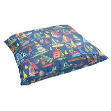 Ponce Corded Indoor/Outdoor Floor Pillow
