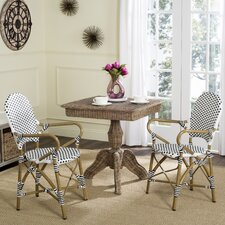 Best  Belleair Stacking Arm Chair (Set of 2)