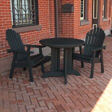 Albion 3 Piece Dining Set