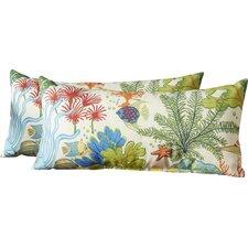 Bronson Indoor/Outdoor Lumbar Pillow (Set of 2)