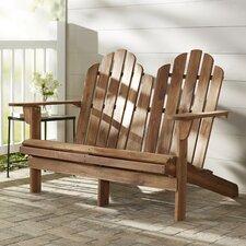 Darby Wood Garden Bench