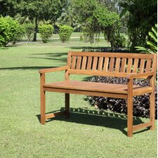 Bucksport Wood Garden Bench