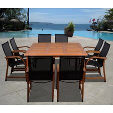 Looking for Elsmere 9 Piece Dining Set