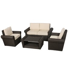 Century Village 4 Piece Deep Seating Group