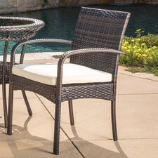 Lakewood Park  3 Piece Dining Set with Cushions