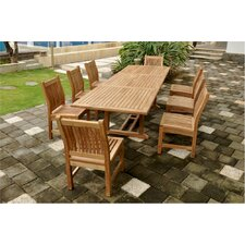 #1 Milena 9 Piece Dining Set