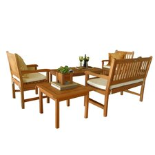 Amazing Elsmere 5 Piece Lounge Seating Group