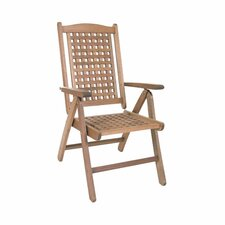 Elsmere Folding Dining Arm Chair
