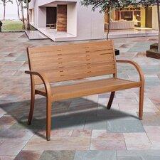 Elsmere Eucalyptus Garden Bench