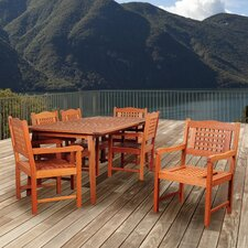 Elsmere 7 Piece Dining Set