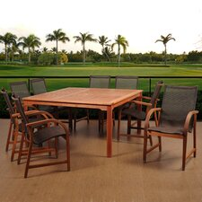 Great price Elsmere 9 Piece Dining Set