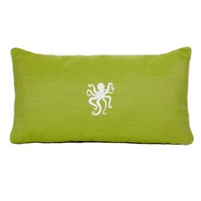 Dalton Octopus Outdoor Lumbar Pillow