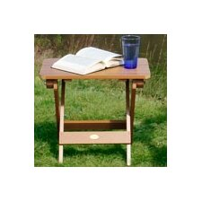 Albion Folding Adirondack Side Table