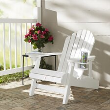 Bargain Albion Folding & Reclining Adirondack Chair