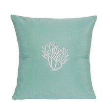 Land O' Lakes Indoor/Outdoor Sunbrella Throw Pillow