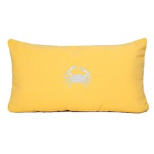 Wabasso Beach Indoor/Outdoor Sunbrella Lumbar pillow