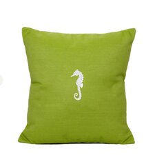 2017 Coupon West Perrine Indoor/Outdoor Sunbrella Throw Pillow