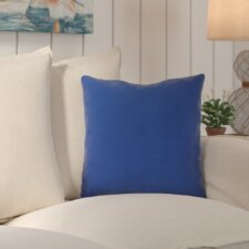 Spacial Price Port Mahon Indoor/Outdoor Throw Pillow