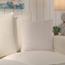 Palmetto Solid Indoor/Outdoor Pillow