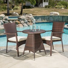 Brandon 3 Piece Dining Set