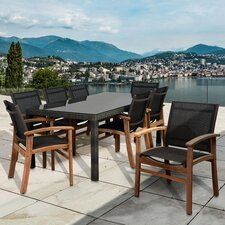 Malden 9 Piece Dining Set