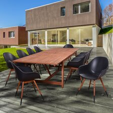 Malden Extendable 11 Piece Dining set
