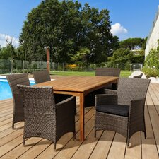 Verdin 7 Piece Dining Set