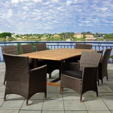 Swift 9 Piece Dining Set