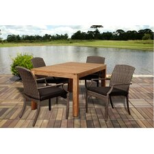 Bernese 5 Piece Dining Set