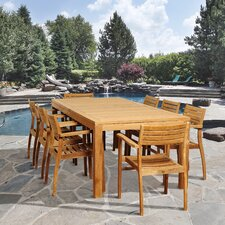 Loon 9 Piece Dining Set