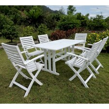 #1 Bristol 5 Piece Patio Dining Set