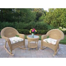 Claremont 3 Piece Rocker Seating Group Set