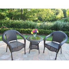 Claremont 3 Piece Lounge Seating Group Set