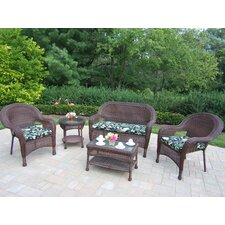 Claremont 5 Piece Lounge Seating Group Set
