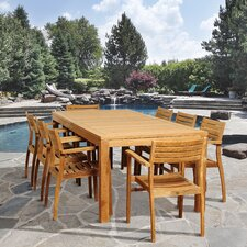 Elsmere 9 Piece Dining Set