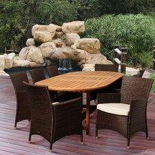 2017 Sale Big Coppitt Key 9 Piece Dining Set With Cushions