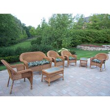 Claremont 7 Piece Seating Group Set