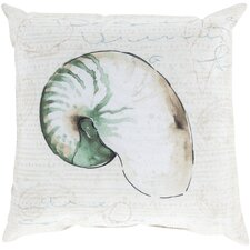 2017 Sale Ruthar Charm by the Sea Outdoor Throw Pillow