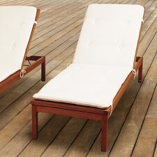 Elsmere Chaise Lounge with Cushion (Set of 2)