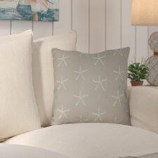 Brookline Coastal Indoor/Outdoor Throw Pillow