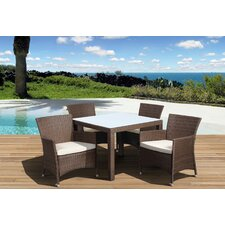 Aquia Creek 5 Piece Dining Set