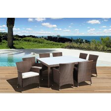 Aquia Creek 9 Piece Dining Set