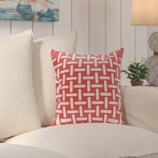 Middlefield Geometric Decorative Outdoor Pillow