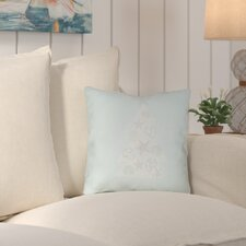 Dade City Coastal Holiday Indoor/Outdoor Throw Pillow