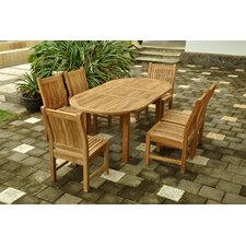 Milena 7 Piece Dining Set