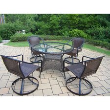 Claremont 5 Piece Dining Set