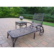 Claremont Two Piece Chaise Lounge Set