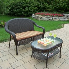 Claremont 2 Piece Seating Group with Cushion