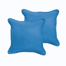Sterne Indoor/Outdoor Throw Pillow (Set of 2)