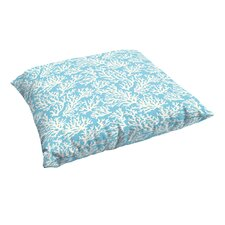 Sutton Reef Indoor/Outdoor Floor Pillow